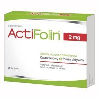 Actifolin 2mg, 30 tabletek