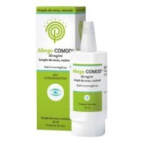 Allergo-Comod 20mg/ml, krople do oczu, 10ml