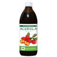 Alter Medica, acerola puree z owoców, 500 ml