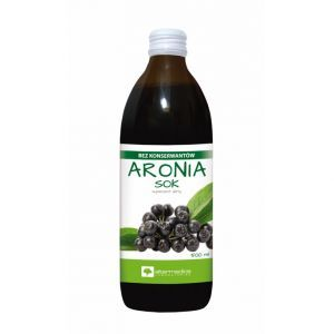 ALTER MEDICA Aronia Sok 500 ml
