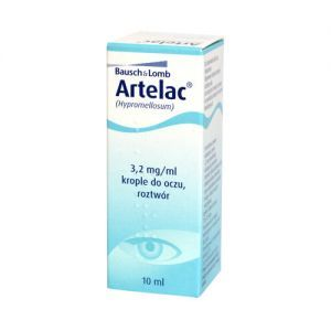 Artelac krople do oczu 3,2 mg/ml, 10 ml