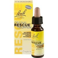 BACH RESCUE Remedy bez alkoholu, krople 10ml