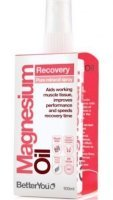 Better You, Magnesium Oil Recovery - olejek magnezowy regeneracja, spray 100ml