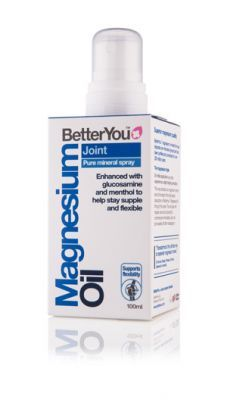 BETTER YOU, Olejek magnezowy, Joint, spray, 100ml
