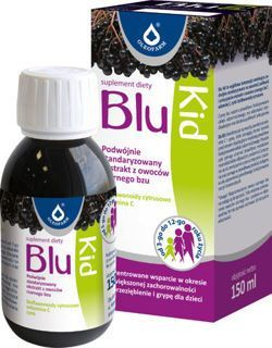 Blu Kid płyn 150 ml