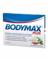 Bodymax Plus 30 tabletek