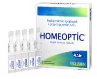 BOIRON Homeoptic krople do oczu 10 ampułek po 0,4 ml