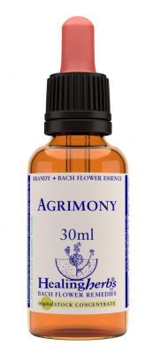 DR BACH Agrimony - Rzepik, krople 30 ml