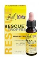 Dr Bach Rescue Remedy Kids, krople 10 ml