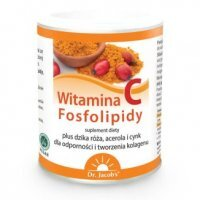 Dr. Jacob's, Witamina C Fosfolipidy, 150 g