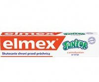 ELMEX, pasta do zębów Junior z aminofluorkiem, 6-12 lat, 75ml