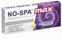 No-Spa MAX 80mg 20 tabletetk