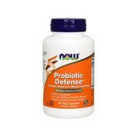 NOW Foods, Probiotic Defense, 90 kapsułek