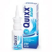 Quixx, spray do nosa, 30ml