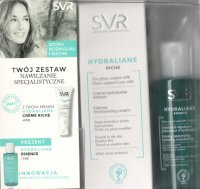 SVR Hydraliane krem riche nawilżający 40ml + essence płyn 75ml